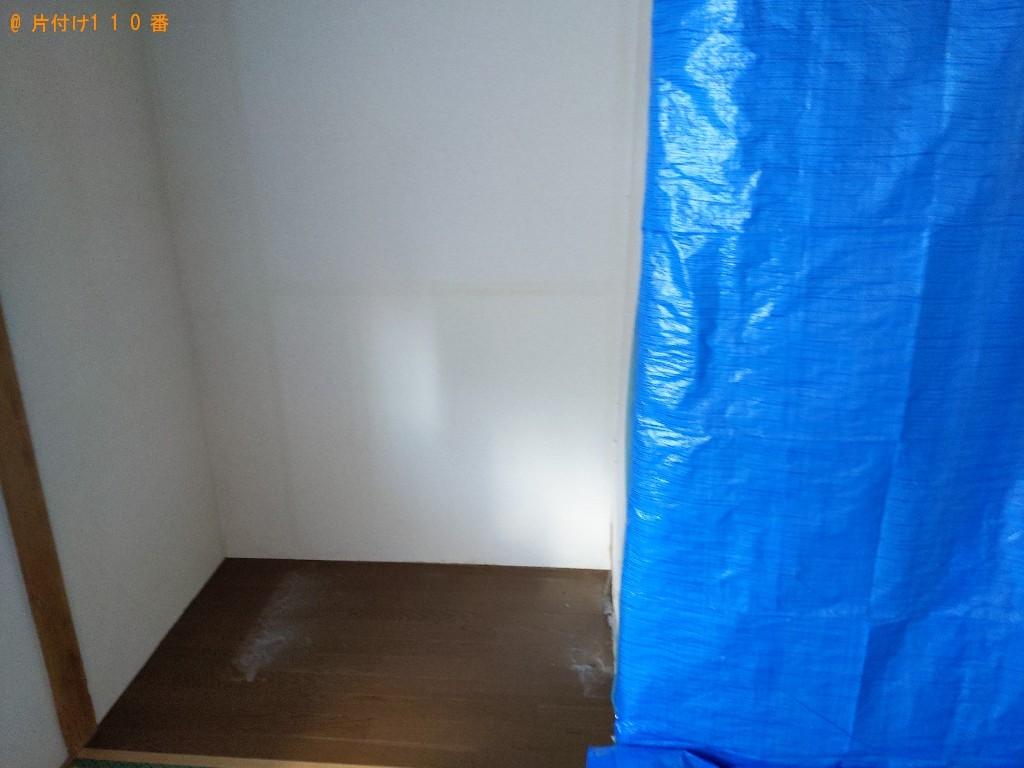 【大阪市都島区】タンス、クローゼットの回収・処分ご依頼