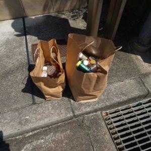 【枚方市津田元町】一般ごみの回収・処分ご依頼 お客様の声
