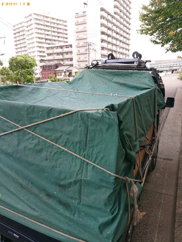 【大阪市此花区】マッサージチェアの回収・処分ご依頼 お客様の声