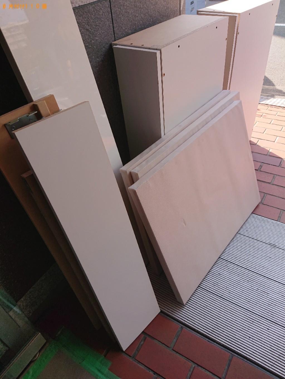 【大阪市城東区】ダブルベッドの回収・処分ご依頼 お客様の声