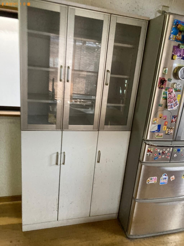 【堺市堺区】食器棚の回収・処分ご依頼 お客様の声
