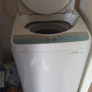 【堺市北区】洗濯機、二人掛けソファー等の回収・処分ご依頼