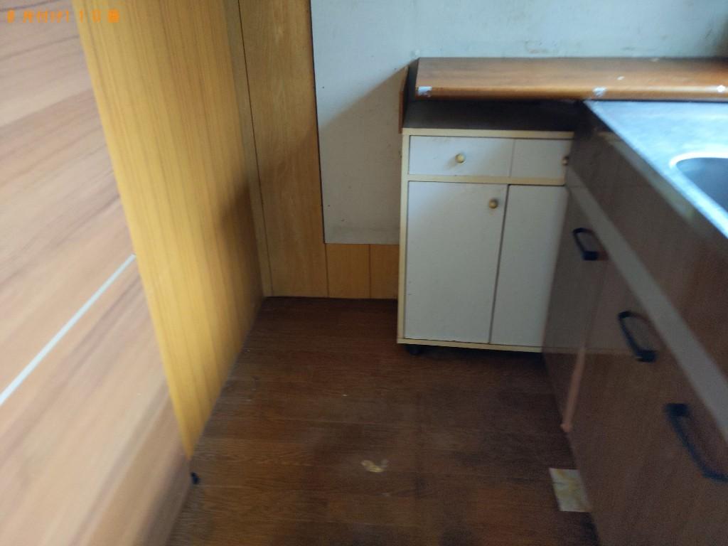 【大阪市北区】冷蔵庫、タンス、テレビ、エアコン等の回収・処分