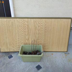 【四條畷市米崎町】畳、植木鉢の回収・処分ご依頼 お客様の声