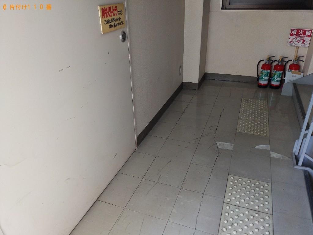 【吹田市泉町】保冷剤などの液体物を含むプラスチック製品等の回収
