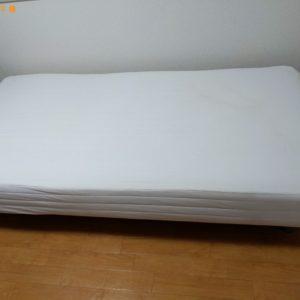 【大阪市城東区】マットレス付きシングルベッドの回収・処分ご依頼