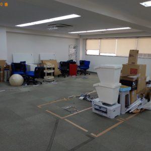 【大阪市西区】プリンター、椅子、ビニール傘、収納ケース等の回収