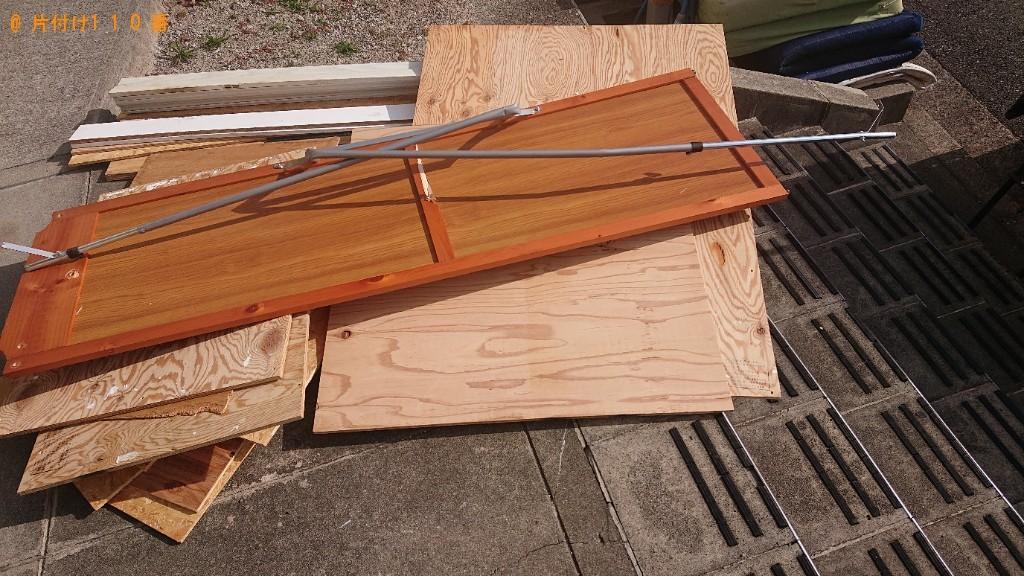 【豊中市】布団、かご、木材等の回収・処分ご依頼 お