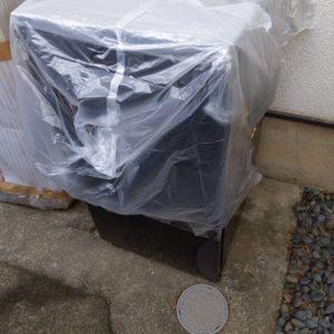 【堺市南区】冷蔵庫、シングルベッドマットレスの回収・処分ご依頼