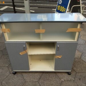 【大阪市中央区】収納棚の回収・処分ご依頼 お客様の声