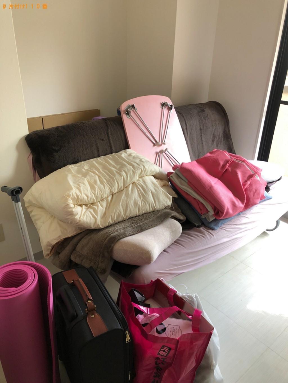 【堺市堺区】冷蔵庫、洗濯機、スタンドミラー、本棚、鏡台等の回収