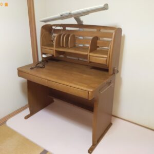【茨木市東中条町】学習机、椅子の回収・処分ご依頼 お客様の声
