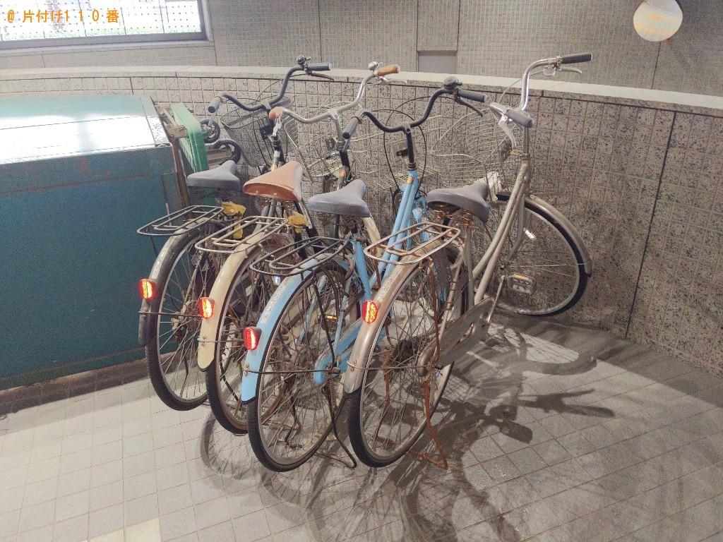 【大阪市中央区】自転車の回収・処分ご依頼 お客様の声