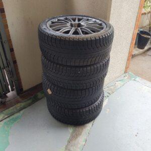 【大阪市福島区】自動車タイヤの回収・処分ご依頼 お客様の声