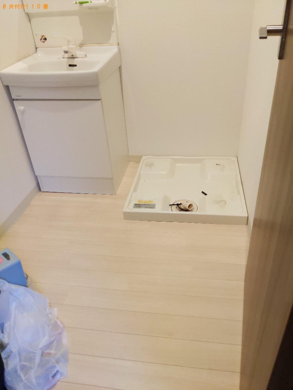【四條畷市中野本町】洗濯機の回収・処分ご依頼 お客様の声