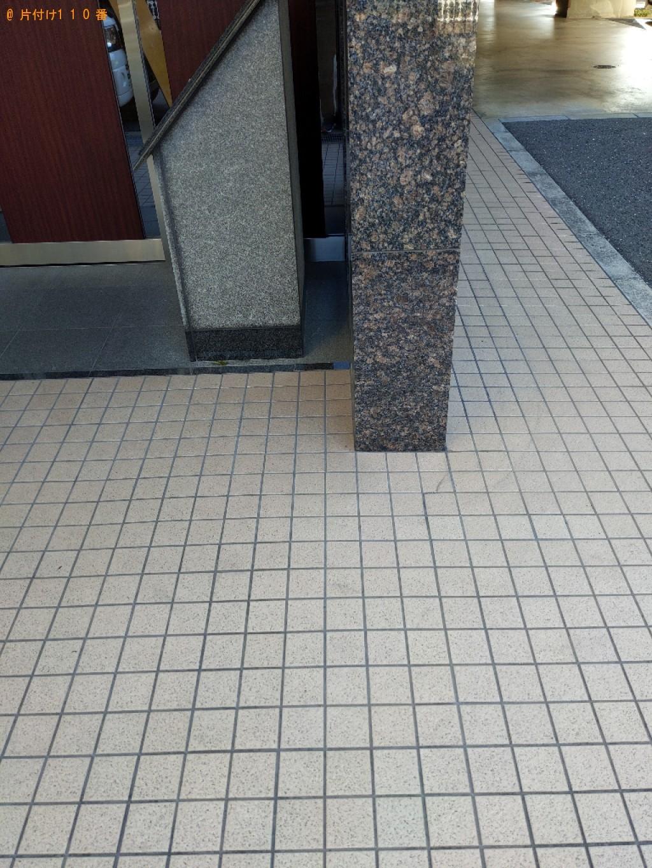 【大阪市東住吉区】冷蔵庫の回収・処分ご依頼 お客様の声