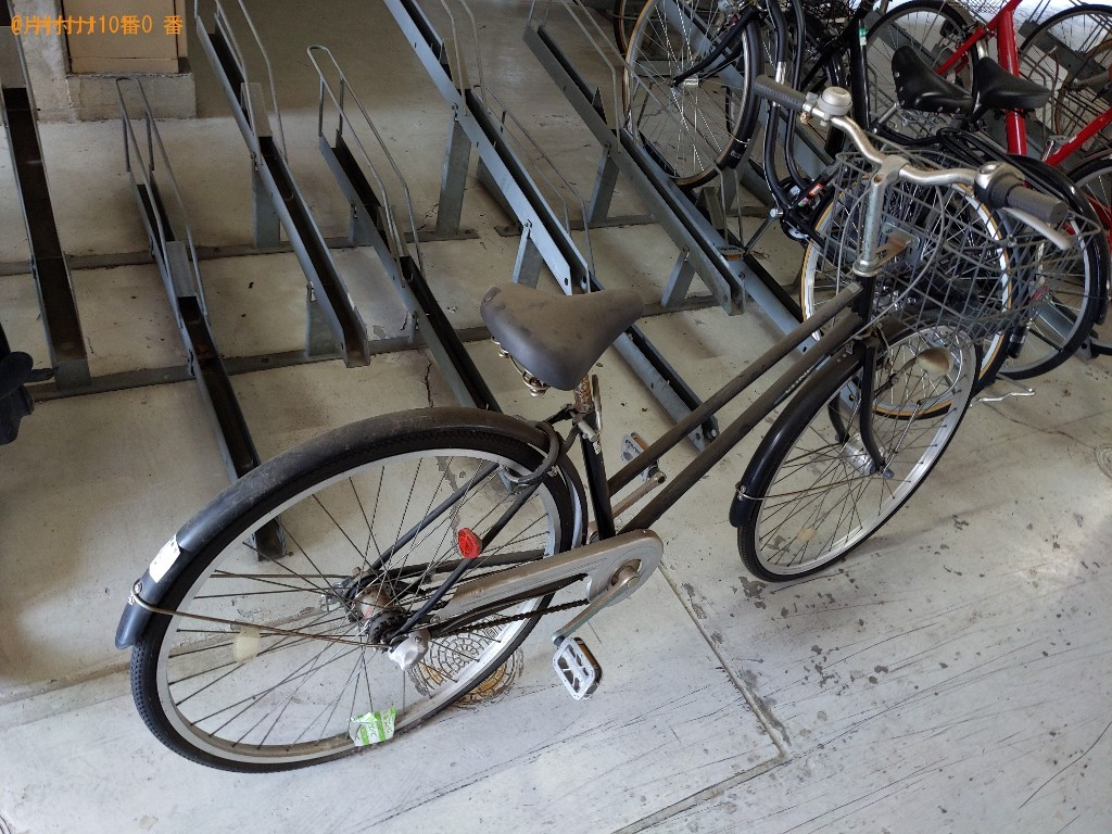 【大阪市北区】自転車の回収・処分ご依頼 お客様の声