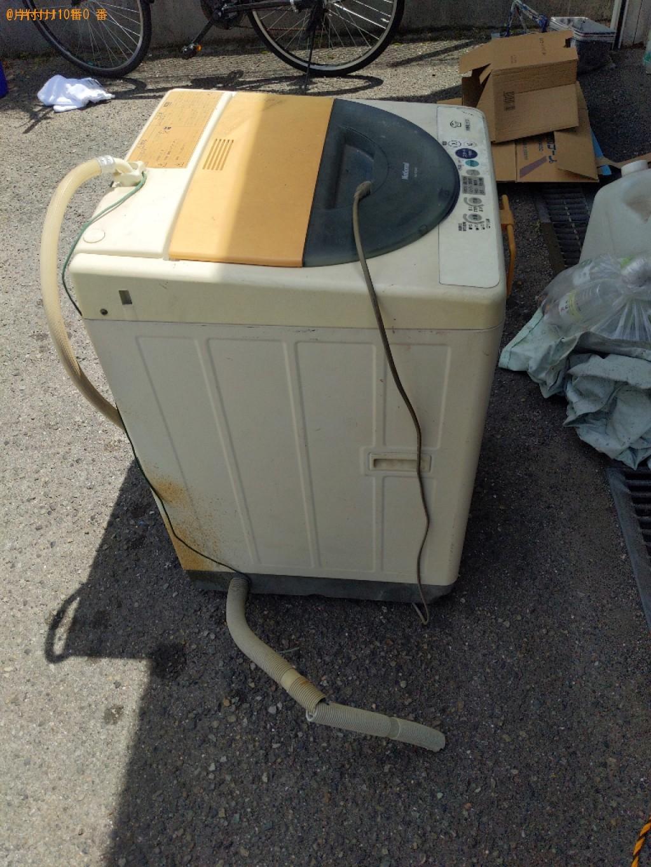 【八尾市】洗濯機の回収・処分ご依頼 お客様の声