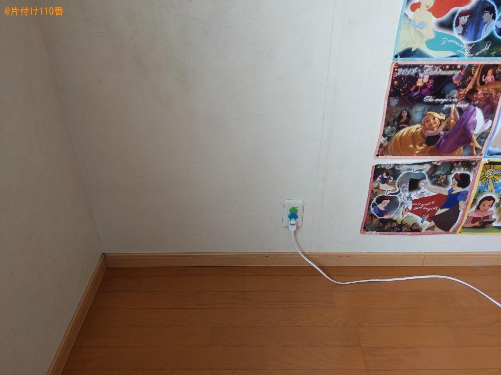 【大阪市東住吉区】二人掛けソファーの回収・処分ご依頼 お客様の声