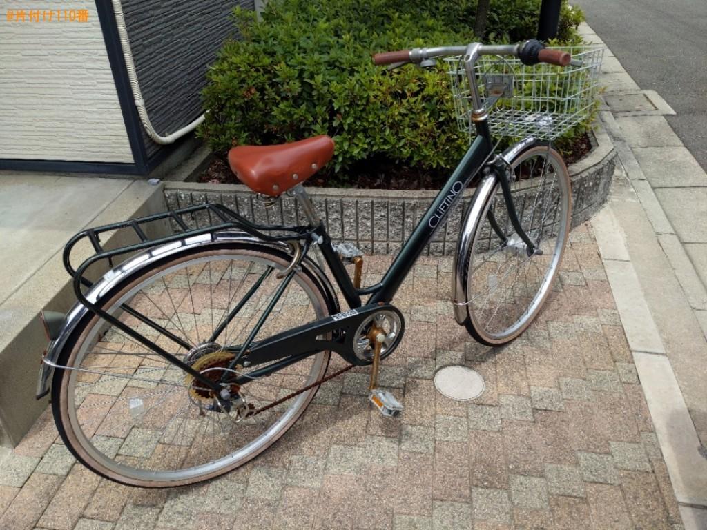 【門真市堂山町】自転車の回収・処分ご依頼 お客様の声