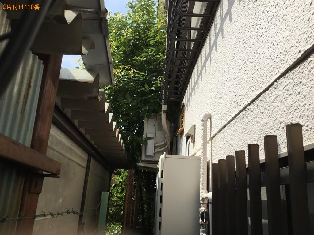 【大阪市大正区】草刈りご依頼 お客様の声