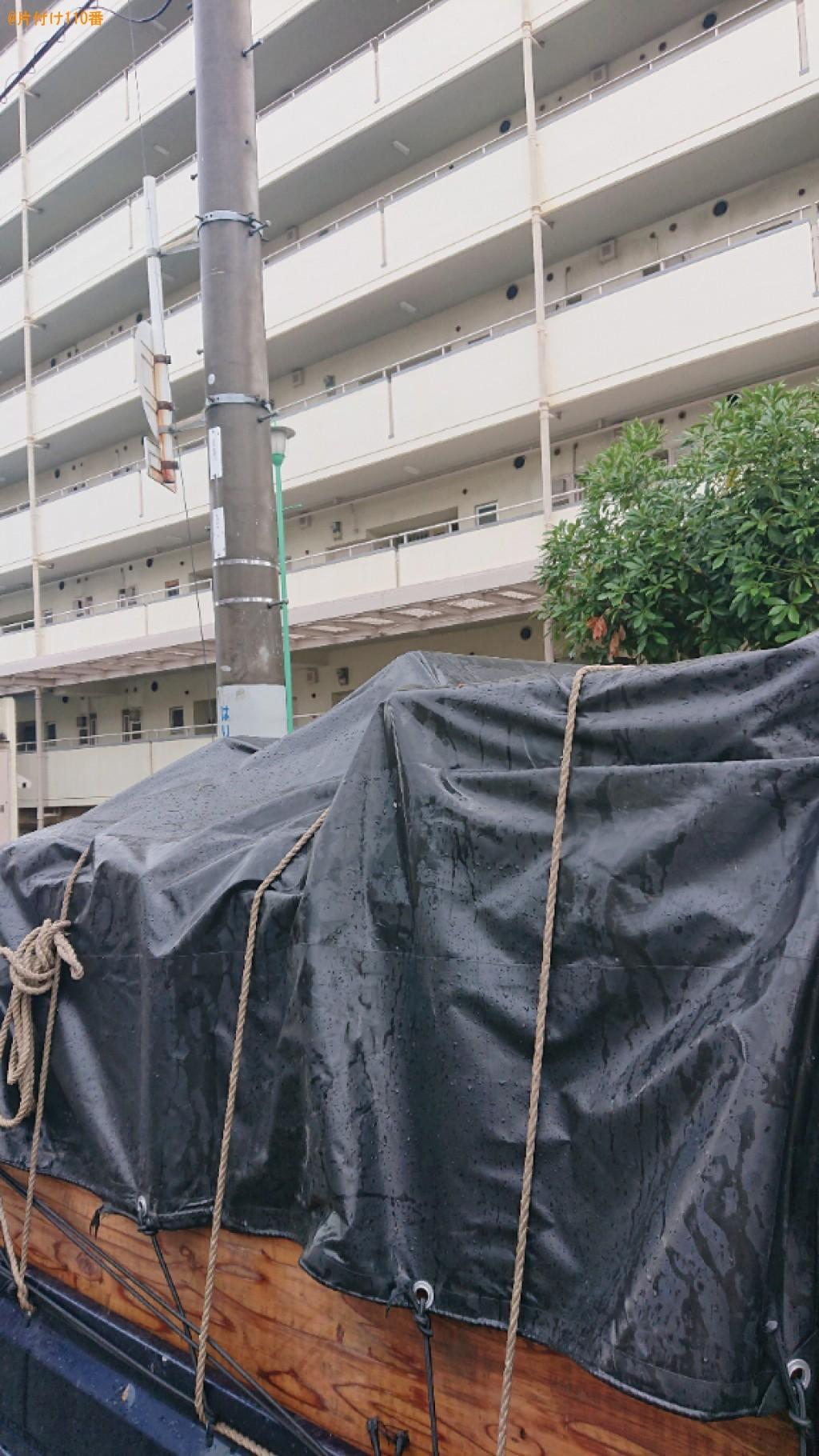 【大阪市東淀川区】一般ごみ等の回収とハウスクリーニングご依頼