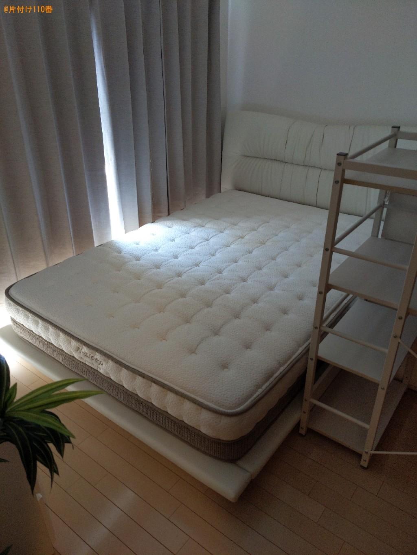 【大阪市中央区】ベッドの組み立て作業ご依頼 お客様の声