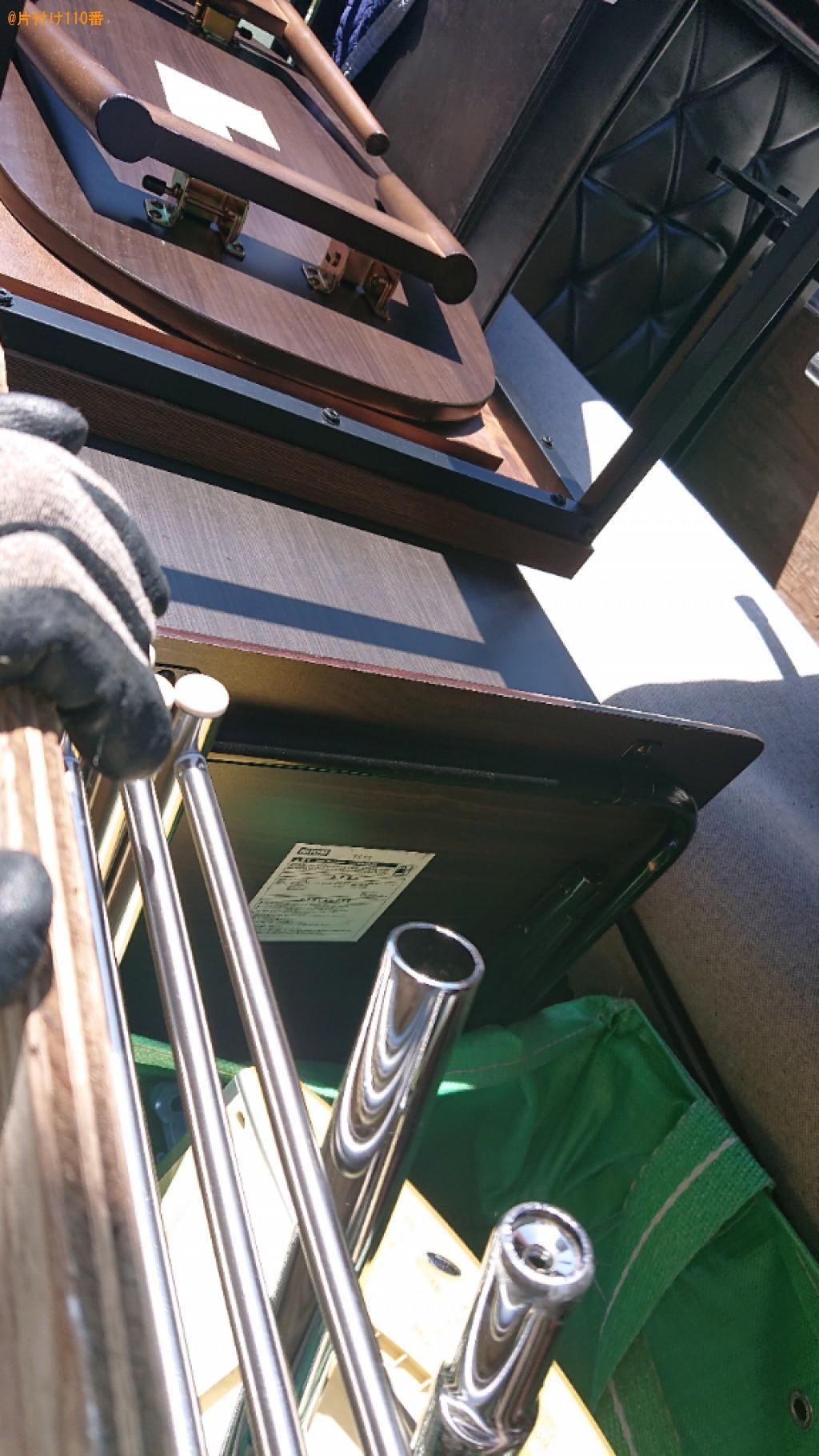【大阪市西区】冷蔵庫、洗濯機、ソファー、ベッド、座椅子等の回収