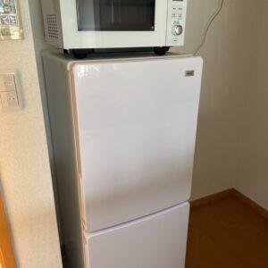 【高槻市如是町】冷蔵庫、洗濯機、二人掛けソファー、布団等の回収
